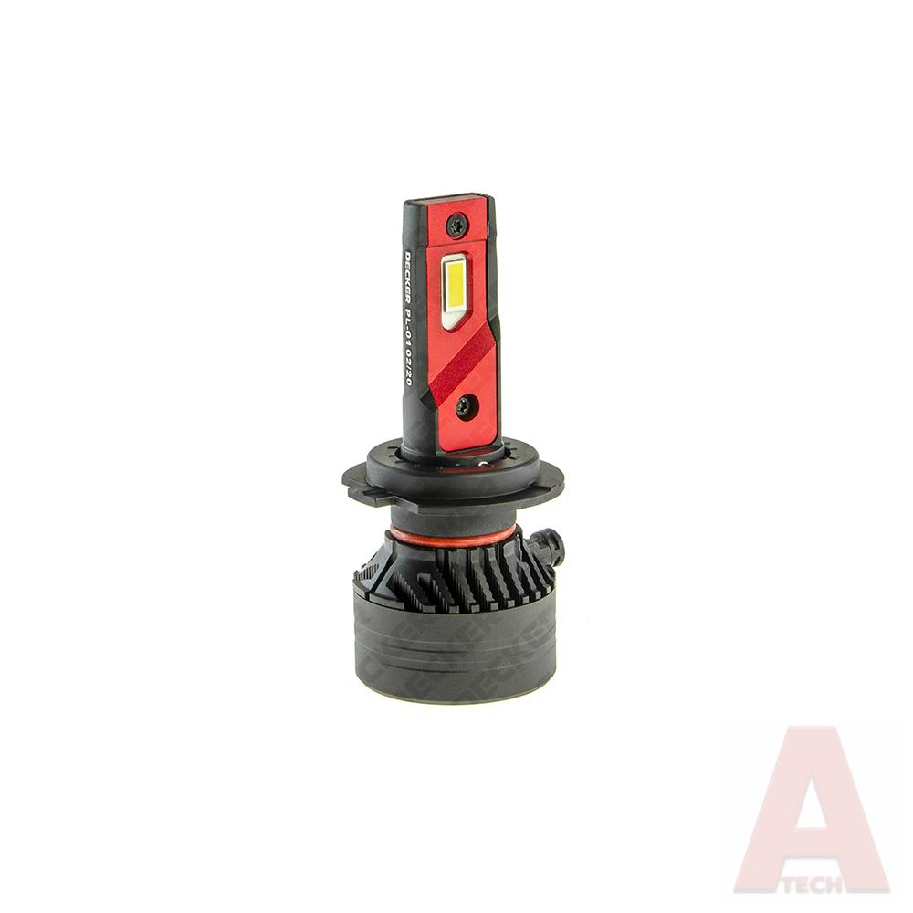DECKER LED PL-01 H7 5K